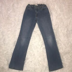 Girls Route 66 Bootcut Jeans
